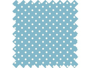 Gütermann Stoff 45x55 (Fat Quarter) - 644007-75 blå