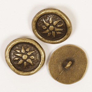 DROPS Inka metall - 20mm