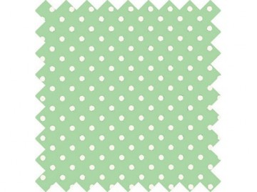 Gütermann Stoff 45x55 (Fat Quarter) - 644007-152 grønn