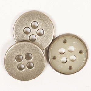 DROPS Metallknapp
