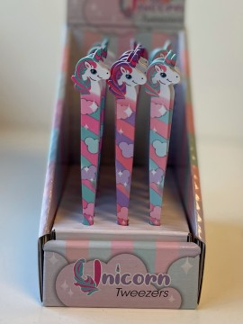 Pinsett - Unicorn Tweezers