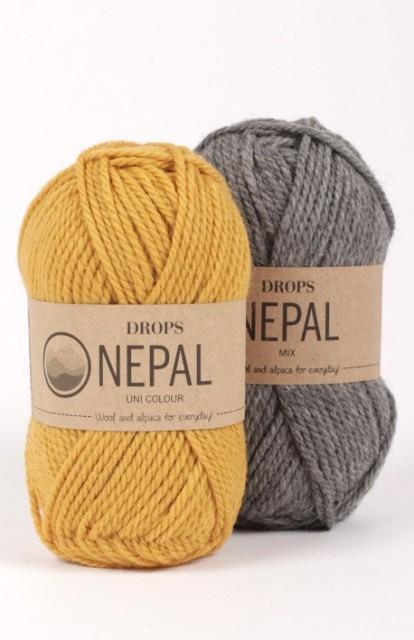 562b74b3 Kjøp DROPS Nepal   Strikkenett.no - din garnbutikk på nett